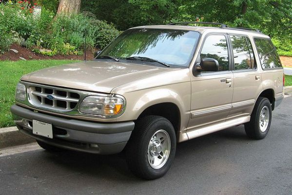 95-98 Ford Explorer SUV