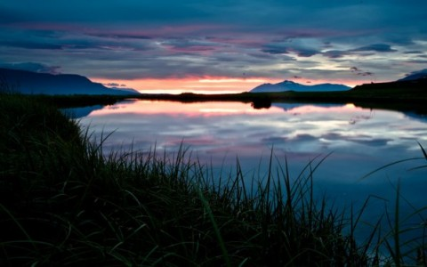 Thingvallavatn Lake, Iceland's largest lake. Photo by VisitIceland.com