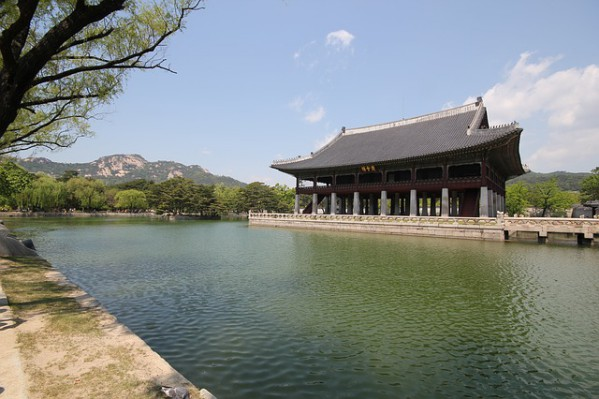 South Korea Gyeongbuk Palace