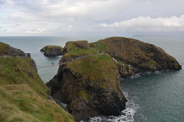 Carrick-A-Rede, Northern Ireland, UK