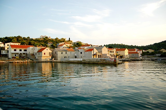 Waterfront, Sibenik, Croatia