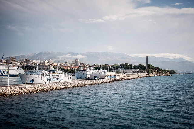 Split, Croatia Port