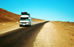 Morocco Van Travel