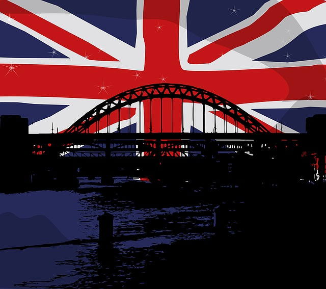 UK Flag Bridge