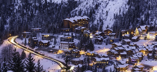 Courchevel France