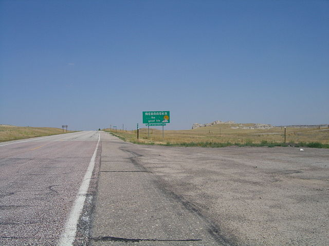 US Route 20 Nebraska