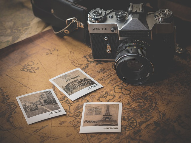 Old Travel Plans